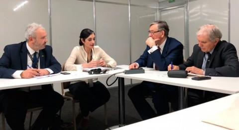 España refuerza cooperación internacional materia agua