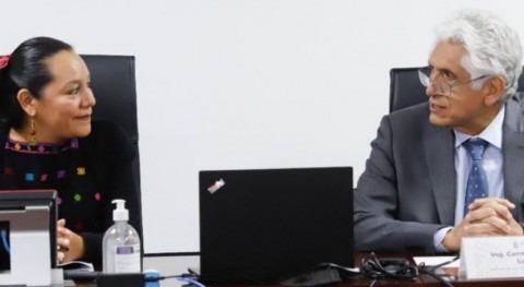 Semarnat y Conagua estrechan coordinación implementar política hídrica nacional