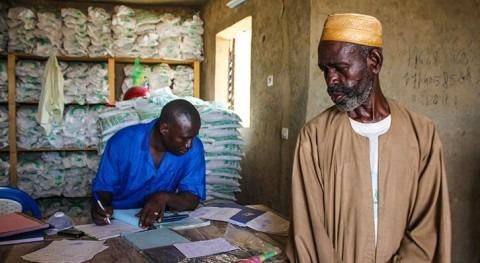 falta lluvias, hay esperanza pequeños agricultores Senegal