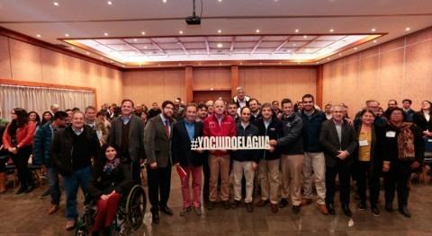 Gobierno Chile y regantes analizan juntos alternativas asegurar riego