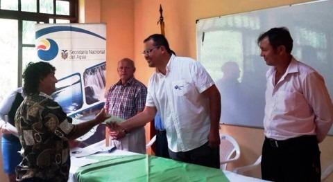 uso y aprovechamiento agua llegan provincia peruana Morona Santiago