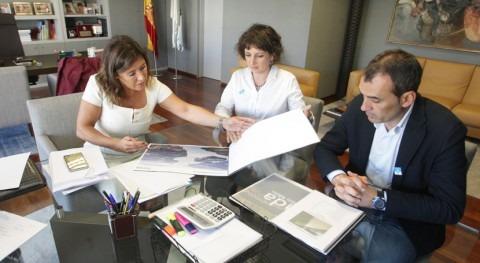 Galicia estudia crear gran senda fluvial al borde río Miño