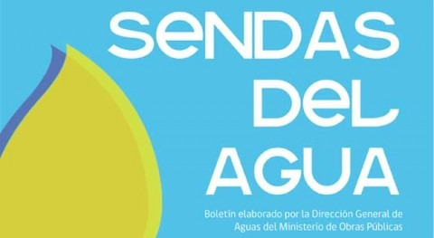 Chile publica primera edición Sendas Agua 2017