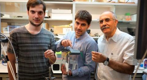 nuevo sensor óptico detecta concentraciones mínimas contaminantes agua