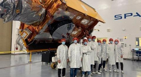 nuevo satélite Sentinel monitoreará subida mar nivel detalle precedentes