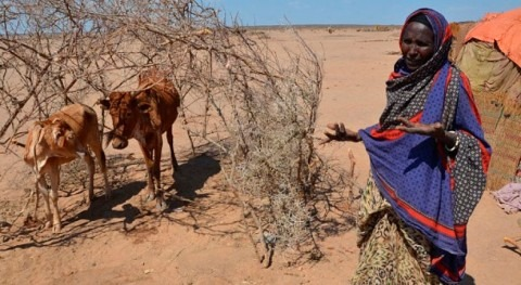 Etiopía agotará ayuda económica sequía finales junio