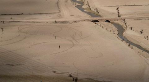 mala gestión agua agrava sequía y impactos medio ambiente y sociedad