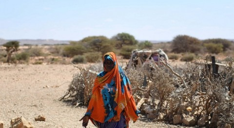 matrimonio forzoso niñas Somalilandia, peores consecuencias sequía