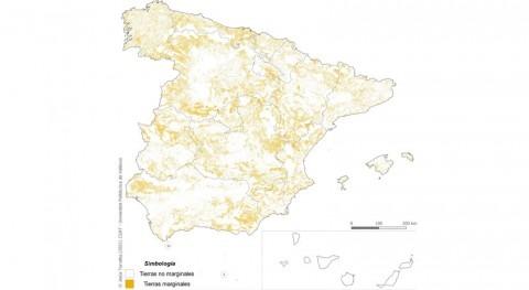20% territorio español no tiene uso suelo productivo, investigadores UPV