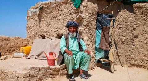 Afganistán: más 80% país sufre grave sequía