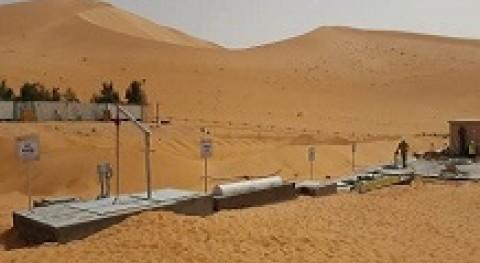 Aguas depuradas combatir estrés hídrico y sequía