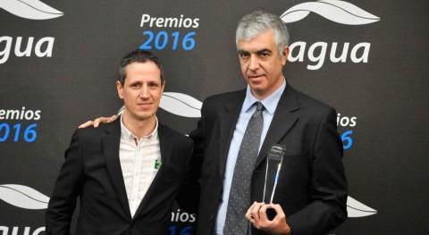 segundo año consecutivo, Ignasi Serviá se alza Premio iAgua Mejor Tuitero