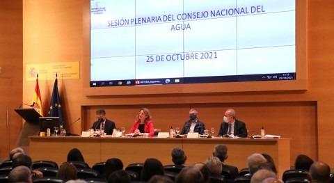 Consejo Nacional Agua aprueba protección aguas contaminación nitratos