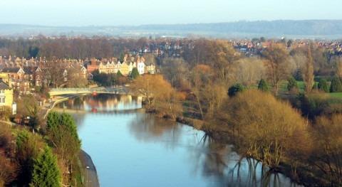 ¿Cuál es río más largo Reino Unido?
