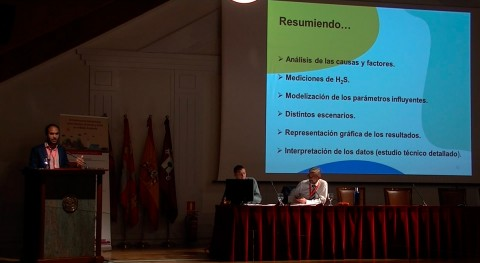 Sewervac patrocinó IV Conferencia Gestión Olores y COVs Medio Ambiente