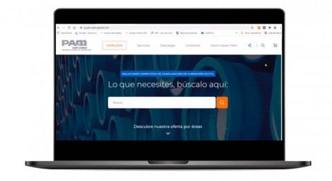 Saint-Gobain PAM estrena nueva web