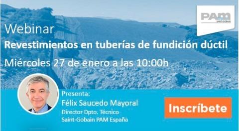 Saint-Gobain PAM estrena 2021 nuevo webinar