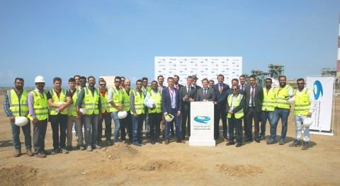 ACCIONA coloca primera piedra Shuqaiq-3, mayores desalinizadoras Arabia Saudí