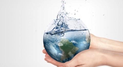 Veolia corazón Día Mundial Agua