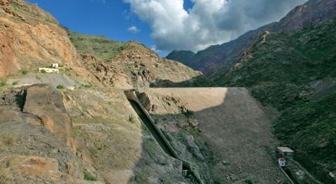 2016, año José Torán ingeniero: escenario presas #GranCanaria #Canarias