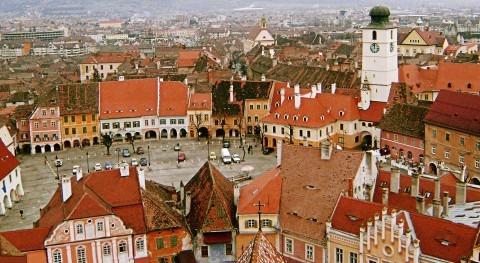 Río Trinkbach Sibiu: agua como sistema defensa ciudad