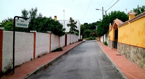 Málaga licita mejora abastecimiento agua Sierra Churriana