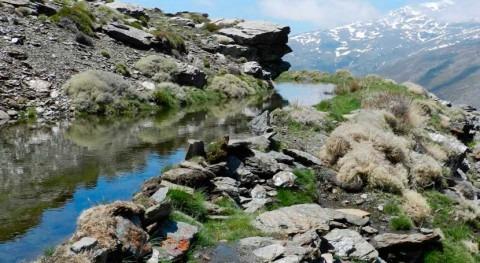 Encontrado Sierra Nevada sistema recarga agua subterránea más antiguo Europa