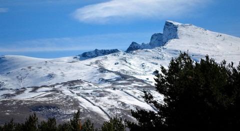 extinción glaciar Veleta: antesala pérdida agua Sierra Nevada