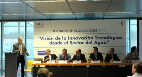 FACSA analiza innovación torno al ciclo integral agua Feria SIGA