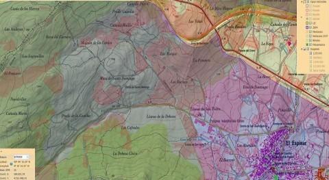 Imagen del visor SIGPAC