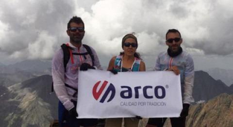 Válvulas Arco asciende pico Gran Bachimala reto solidario 4 x 42