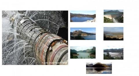 agua perdida España durante distribución equivale varios embalses llenos