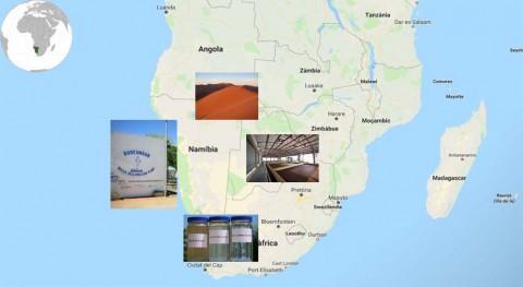 Namibia y agua regenerada consumo humano