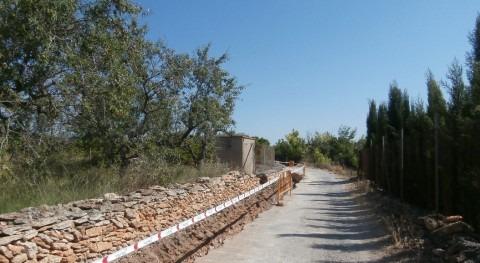 FACSA renueva 3.000 metros red abastecimiento Alcalà Xivert