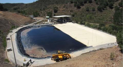 Razel-bec contrata cubierta flotante Floatec® Complejo medioambiental Martinica