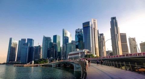 Singapur se prepara calentamiento global plan 72.000 millones dólares