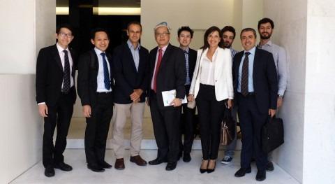 Singapur se interesa Big Data Aguas Valencia optimización agua