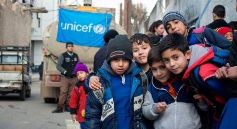 falta agua Damasco pone peligro cese fuego Siria