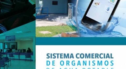 """Libro """"Sistema comercial organismos agua potable. Organización y funcionamiento..."""""""