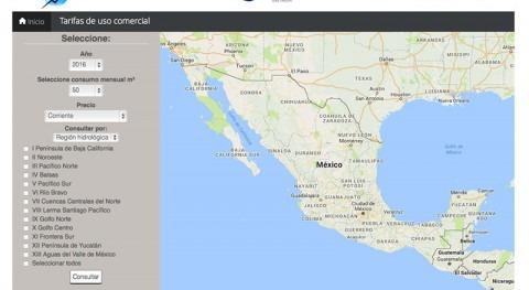 IMTA elabora Sistema Información Tarifas Agua Potable (SITAP)