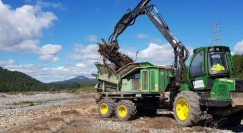 CHE avanza recuperación capacidad desagüe cauces afectados lluvias