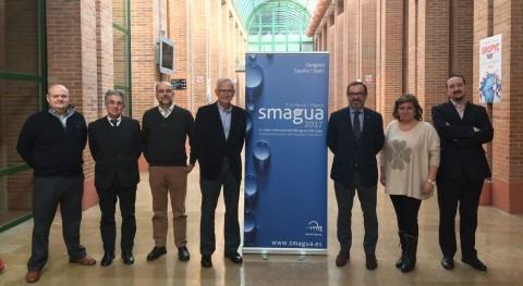SMAGUA 2017, mayor exponente tecnología y innovación materia hídrica España