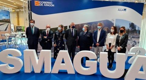 Aragón destina 5,5 millones euros mejora red abastecimiento agua potable