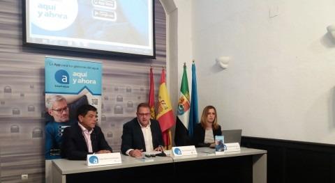 Aqualia presenta Mérida Smart aqua, app gestiones agua