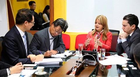 Colombia mantiene acercamiento Corea Sur avanzar ciudades inteligentes