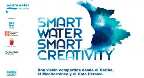 Smart Water Smart Creativity: Arquitectura, creatividad y agua unidos sostenibilidad