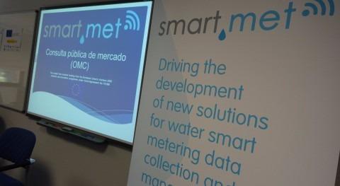 Promedio participa licitación 3,2 millones soluciones innovadoras medición agua