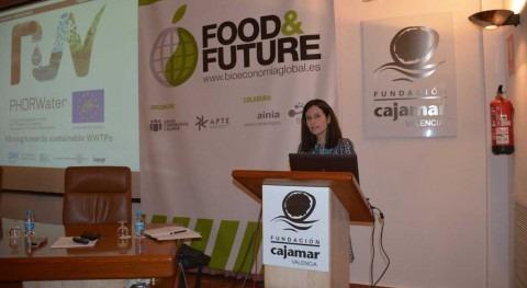DAM presenta proyecto revalorización fósforo Foro Bioeconomía Cajamar