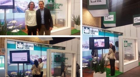 Grupo SOIL V Feria Internacional Medio Ambiente (FIMA)