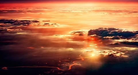 atmósfera, otra gran reserva agua